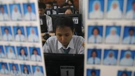 Kemendikbud Akui UN Komputer Turunkan Nilai UN SMP