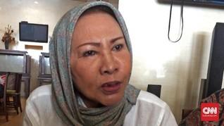 Heboh Wajah Lebam dan Jejak Kontroversi Ratna Sarumpaet