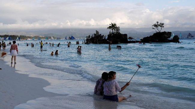 Pulau Boracay Kembali Dibuka akhir Oktober