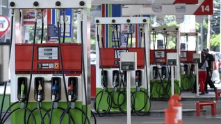 Konsumsi BBM Meningkat 12 Persen Selama Lebaran 2018