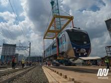 Ibu Kota Baru Mau Dibangun Jalur Kereta, Ini Bocoran Rutenya