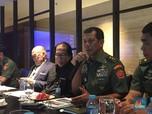 Sah! Jokowi Lantik Doni Monardo Jadi Kepala BNPB