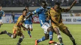 Daftar Top Skor Liga 1 2018 Usai Bhayangkara FC Kalahkan PSIS