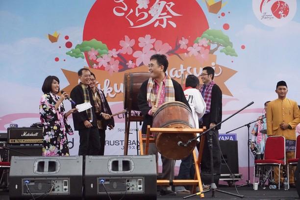 Festival Sakura Matsuri 2018