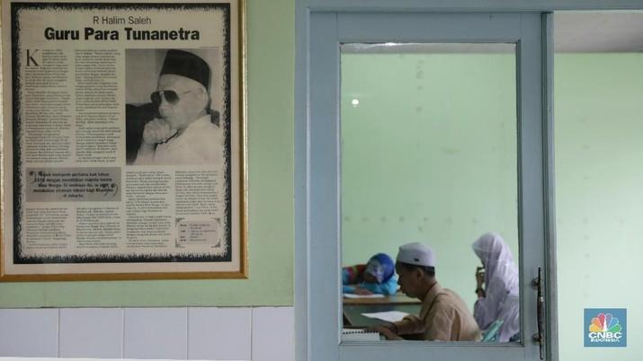Foto: Melihat Produksi Alquran Braille Pertama di Indonesia