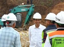 Ini Alasan Jokowi Tolak Bandara Gudang Garam Proyek Strategis