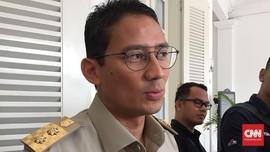 Fokus Kejar WTP, Sandi Tunda Perombakan Pejabat DKI