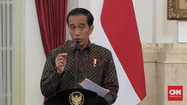 Gelombang Serangan dan Amunisi Jokowi di Tahun Politik