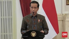 Jokowi Sedih Masih Diisukan Terkait PKI