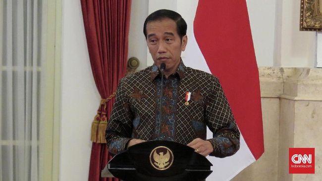 Jokowi Akhirnya Lantik Sembilan Anggota Komisioner KPPU