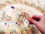 Rupiah Menguat, Euro Dijual di Bawah Rp 17.000