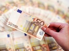 Euro di Awal Tahun Rp 16.286 Sekarang Rp 17.040