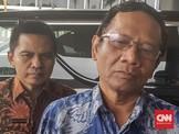 Mahfud Buka-bukaan Batal Jadi Cawapres Jokowi di Detik Akhir