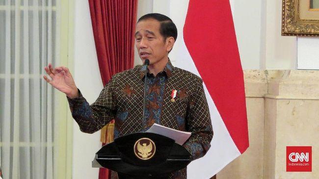 Jokowi Instruksikan Menteri 'Pamer' Proyek Strategis ke Warga
