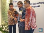Angin Segar Bisnis Bank Lewat Kartu ATM 'Garuda'