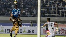 Hajar Borneo FC 3-1, Persib Rebut Kemenangan Kedua di Liga 1