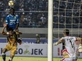 Arema vs Persib Imbang 2-2