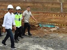 Jokowi Tolak 7 Proyek Transportasi Jadi Strategis Nasional