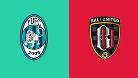 LIVE: Yangon United vs Bali United