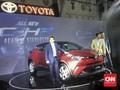 Toyota C-HR Resmi Mendarat, Pesaing Serius Honda HR-V cs