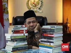 Fahri Hamzah Sepakat Gulirkan Angket Perpres Jokowi soal TKA