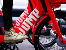 Uber Akuisisi Layanan Sepeda Online Jump Bikes