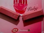 Nestle Akan Pasarkan KitKat Cokelat Rubi di Eropa dan AS