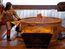 3 Tambang Nikel Bakal Uji Coba Pemanfaatan Ampas Smelter