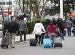 Jadi yang Terbanyak Kunjungi RI, Turis Malaysia Geser China