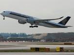 Rute Jakarta-Singapura Dikuasai Singapore Airlines