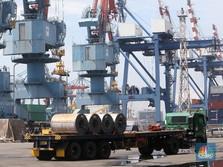 Konsensus: Neraca Perdagangan Maret Defisit US$ 69,5 Juta