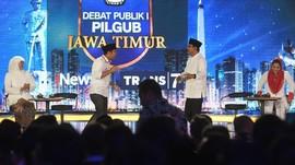Debat Pilgub Jatim: Khofifah-Emil Dinilai Lebih Siap Data
