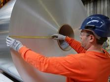 Harga Aluminium Anti Klimaks di Akhir Pekan Lalu