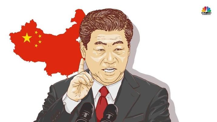 China mengancam akan membatalkan kesepakatan dagang dengan AS bila Trump tetap menerapkan bea masuk untuk produk China.