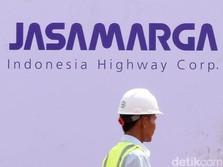 Pendapatan Konstruksi Turun, Laba Jasa Marga Q1-2019 Stagnan