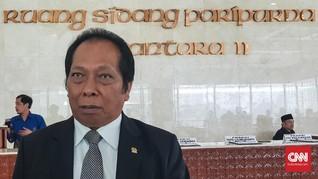 DPR Ajukan Rencana Anggaran Rp7,7 Triliun untuk 2019