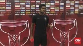 Gelandang Timnas Singapura Ingin Main di Liga Indonesia