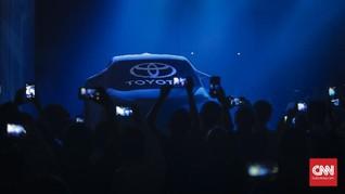 Toyota Bicara Soal Mobil Baru Kursi Tiga Baris