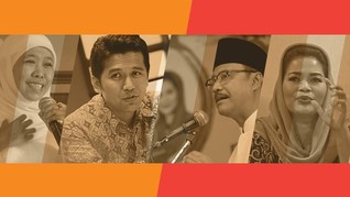 LIVE: Debat Perdana Pilgub Jawa Timur 2018
