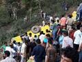 Bus Sekolah India Terguling dari Tebing, 30 Orang Tewas