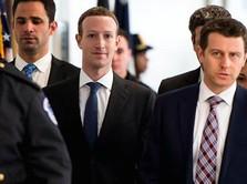 Isi Kesaksian yang Disiapkan CEO Facebook untuk Kongres AS