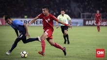 Pemain Timnas Dilarang Main di Laga Persija vs Persib