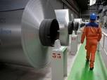 Harga Aluminium Naik Lebih 6%, Tertinggi Sejak Akhir 2011