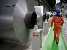 AS Akan Kenakan Bea Antidumping untuk Aluminium China