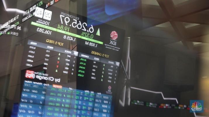 IHSG Terkoreksi 0,29%, Harga Empat Saham Ini Naik di Atas 14%