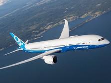 KNKT Rilis Laporan Lion Air JT 610, Saham Boeing Menguat