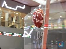 Dalam Setengah Hari, Kapitalisasi Pasar IHSG Raib Rp 184 T