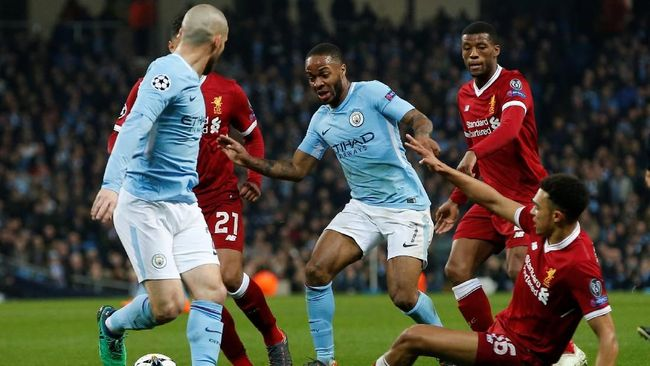 Man City vs Liverpool, Potensi Mematikan Trio The Reds