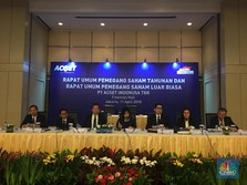 Acset Raih Pinjaman Induk Usaha Rp 1,6 T untuk Modal Kerja