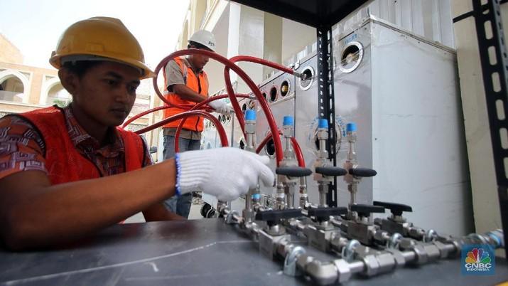 Rencana pemindahaan ibukota ke pulau Kalimantan ternyata memiliki dukungan dari ketersediaan energy bersih atau green energy terutama dari gas bumi.